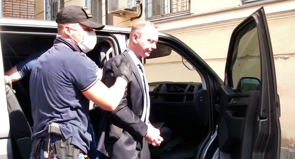 اعتقال مستشار مدير عام روسكوسموس، إيفان سافرونوف